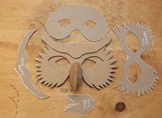 Simple Owl Mask (5) | por Douglas R Witt