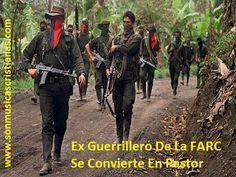 Ex Guerrillero De La FARC Se Convierte En Pastor