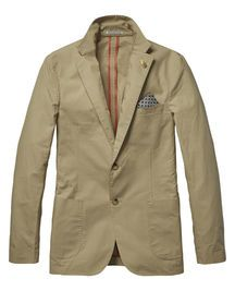 Men's Blazers and Gilets | Scotch & Soda Men's Clothing | Official Scotch & Soda Webstore