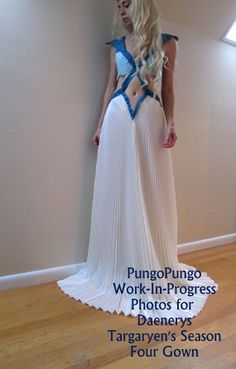 Daenerys Targaryen Season 4 Dress