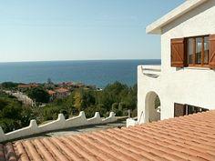 "a repin...have NO idea where this is, but wanna go!  Bosa Holiday Villa ""Casa Bianca"" in Porto Alabe"
