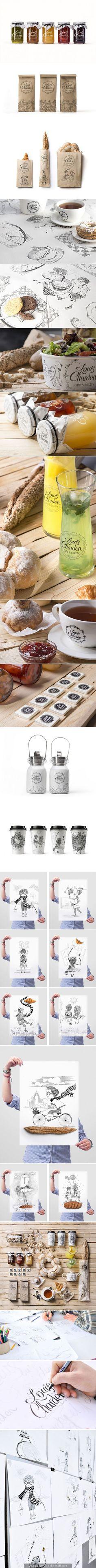 Louis Charden Creative Agency: Backbone Branding Studio  Location: Yerevan, Armenia Project Type: Commercial Work: