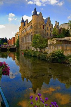 Ghent, Belgium #Beautiful #Places #Photography