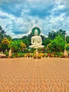 chiang rai doi in cee buddha