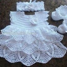 Baby Crochet Patterns Part 8