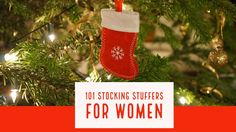 101 Stocking Stuffer
