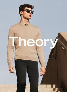 Theory heads outdoors for its spring-summer 2016 men's campaign. Model Hannes Gobeyn plays the season's muse, connecting with fashion photographer Daniel Riera. Putting the spotlight on essential camel hued menswear, Theory presents quite the smart selection. From lightweight, fitted crewneck sweaters and unlined jackets to the short suit, Theory inspires with its clean lines. Related: …