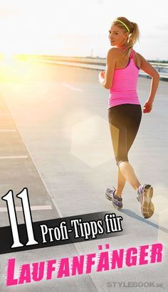 Jetzt, wo es nicht mehr so heiß ist, wollen viele mit dem Joggen als Workout beginnen. Damit der Dauerläufer in Sachen Fitnesstraining für Sie zur neuen Lieblingssportart wird, verraten zwei Experten, was Einsteiger (und Profis) beachten sollten. Denn, zum Loslaufen ist es nie zu spät!