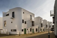The Future of Social Housing: Urban Low-Rise, High-Density Developments - Architizer Typology Architecture, Amazing Architecture, Architecture Design, Best Architects, Architects London, Community Housing, Social Housing, Commercial Architecture, Affordable Housing