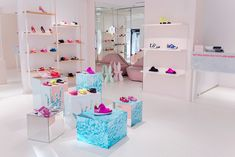 Inside the Flagship store