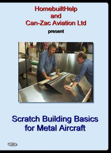 Scratch Building Basics for Metal Aircraft (When Building Plane from Plans)