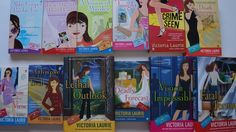 Victoria Laurie 12 book lot Psychic Eye Mystery Cozy Series Paranormal Mystery #VictoriaLaurie #book #lot #Psychic #Eye #Mystery #Cozy #Series #Paranormal #Mystery #female #Sleuth #Murder