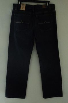 Urban Pipeline Boy's Relaxed Straight Jeans Size 16 Husky Low Rise…