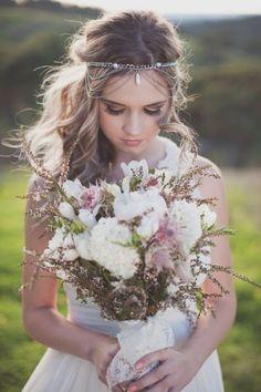 25 Chic Bohemian Wedding Bouquets – Deer Pearl Flowers