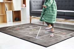 GainStory  Hopscotch in an old memory by HeyCi by HeyCi on Etsy
