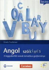Erwin Tschirner - Angol szókincs