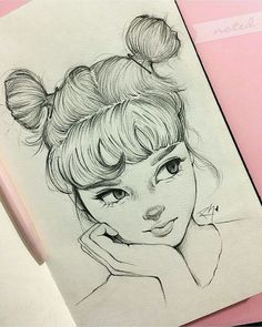 cute and simple drawing from Christina Lorre | Christina ...