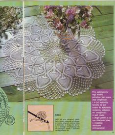 Kira crochet: Crocheted scheme no. 383
