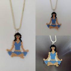 """323 Beğenme, 18 Yorum - Instagram'da Supertakilar (@supertakilar) Designed by @supertakilar """"Kendi tasarımımdır. Miyuki Yoga Kolye #miyuki #bead #miyukinecklace #necklace #miyukikolye #kolye #miyukitakitasarim #takitasarim #takıtasarım #jewelery #jewellery #jewelerydesign #jewellerydesign #super #süper #supertakilar #süpertakılar #harikatakılar #elyapimi #elyapımı #handmade #elegance #şık #meditation #meditasyon #yoga #takı #peace #quiet #cool #beads"""