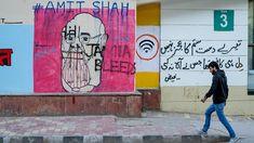 Jamia Art [Agneya Singh/Al Jazeera]