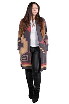"Product review for NAKEDCASHMERE Women's Lulu Cardigan.  Stunning long cardigan with a shawl neckline and tribal prints all over inspired by Bohemian motifs. Oversized cuffs. Button closure. Dry clean only.   	 		 			 				 					Famous Words of Inspiration...""The best way to keep one's word is not to give it.""					 				 				 					Napoleon..."