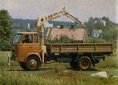 Star 28 Vintage Trucks, Classic Cars, Stars, Vehicles, Buses, Construction, Classic Trucks, Poland, Historia