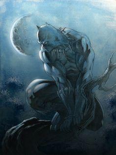 Black Panther by Fabrizio Fiorentino *