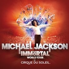 Michael Jackson: The Immortal World Tour - Cirque du Soleil - Il Patrimonio di Michael Jackson e Cirque du Soleil annunciano che Michael Jackson The Immortal World Tour™ farà tappa a Torino nei giorni 19 e 20 Febbraio 2013, al Palaolimpico (spettacoli ore 20:00), e a Milano nei giorni 23 e 24 Febbraio 2013, al Mediol...