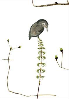 Bird Tree / Fågelträd - Lottas Träd/ Lottas Trees