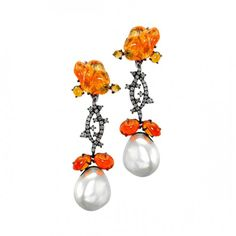 CIJ International Jewellery TRENDS & COLOURS - TRENDS & COLORS: Earring by MVee