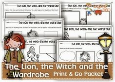 The Lion, the Witch and the Wardrobe newbie!