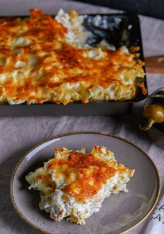 Csirkés-sajtos rakott tészta | Street Kitchen Pasta Recipes, Cooking Recipes, Healthy Cooking, Healthy Recipes, Hungarian Recipes, Hungarian Cuisine, Savoury Baking, Winter Food, Good Food