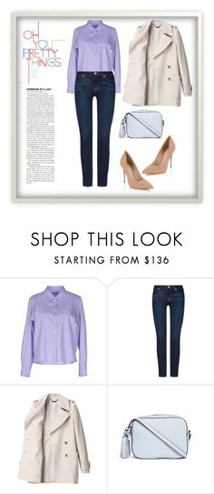 """""""Purple"""" by sadness111 on Polyvore featuring mode, Mauro Grifoni, 7 For All Mankind, See by Chloé, Tory Burch, Lipsy et 2016"""