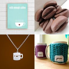 {Window Shopping} Coffee Addict by See Vanessa Craft, via Flickr