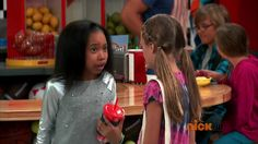 LIZZY GREENE's Hairstyles from NICKY,RICKY,DICKY, and DAWN