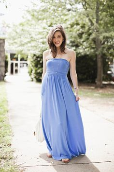Great dress. Great Color.