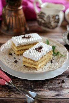 Juditka konyhája: ~ KÁVÉS KRÉMES ~ Sweet Life, Tiramisu, Cheesecake, Sweets, Cooking, Ethnic Recipes, Designers, Foods, Cakes