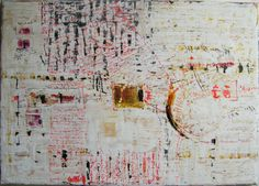 The New Post-literate: A Gallery Of Asemic Writing: Recent asemic work from Miron Tee