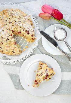 Ethnic Recipes, Food, Pie, Raspberries, Oven, Food Food, Kuchen, Essen, Meals
