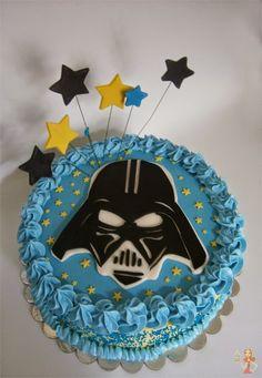 Make me a cake: Darth Vader cake tutorial