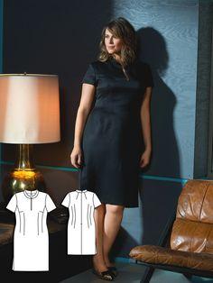 Dress Burda plus 11/15 131