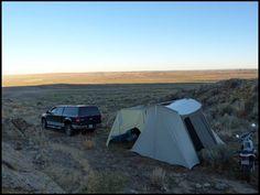 Antelope Camp... Kodiak Flex Bow canvas tent... From the Bowsite forums...  http://forums.bowsite.com/tf/bgforums/thread-print.cfm?threadid=428834forum=5