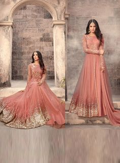 Your wardrobe is missing these Top :-Heavy Net With Embroidery Work Stone Inner & Bottom :- Santoon Dupatta :- Najneen Chiffon . INR shipping extra (Code DM or Whatspp :- 918866552363 . Indian Wedding Outfits, Pakistani Outfits, Indian Outfits, Pakistani Clothing, Eid Outfits, Indian Attire, Indian Weddings, Skirt Outfits, Bridal Anarkali Suits