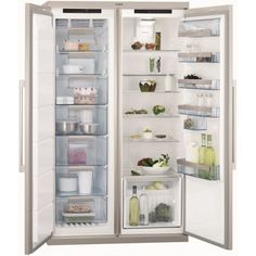 Marvelous Buy AEG American Fridge Freezer from Appliances Direct the UK us leading online appliance specialist