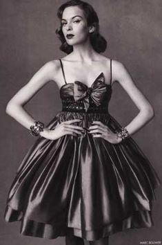 Vintage Fashion Model 12