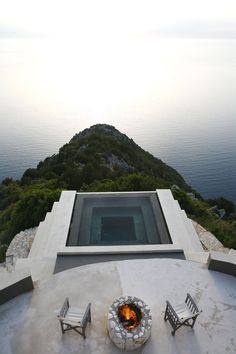 Villa Althea, Kefalonia, Greece - via www.luxuryaccommodationsblog.com