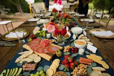 Grazing Table Gallery – Table & Thyme Party Food Platters, Party Trays, Bridal Party Foods, Dinner Party Table, Party Tables, Mini Crab Cakes, Mimosa Bar Sign, Famous Chocolate, Grazing Tables