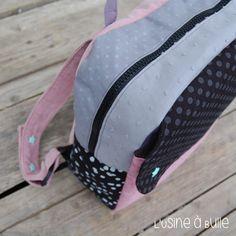 [DIY] Sac à dos enfant   L'usine à bulle Diy Couture, Flip Flops, Textiles, Sandals, Shoes, Blog, Women, Crafts, Fashion
