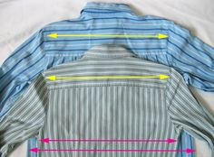 Learn to measure your existing clothes to help adjust patterns and achieve the best fit with these 5 tips!