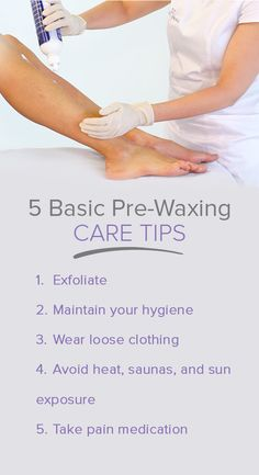 Let's discuss the most relevant pre-waxing care advice you can share with your faithful cli-ents. Body Waxing, Spa, Advice, Medical, Let It Be, This Or That Questions, Tips, Medicine, Med School